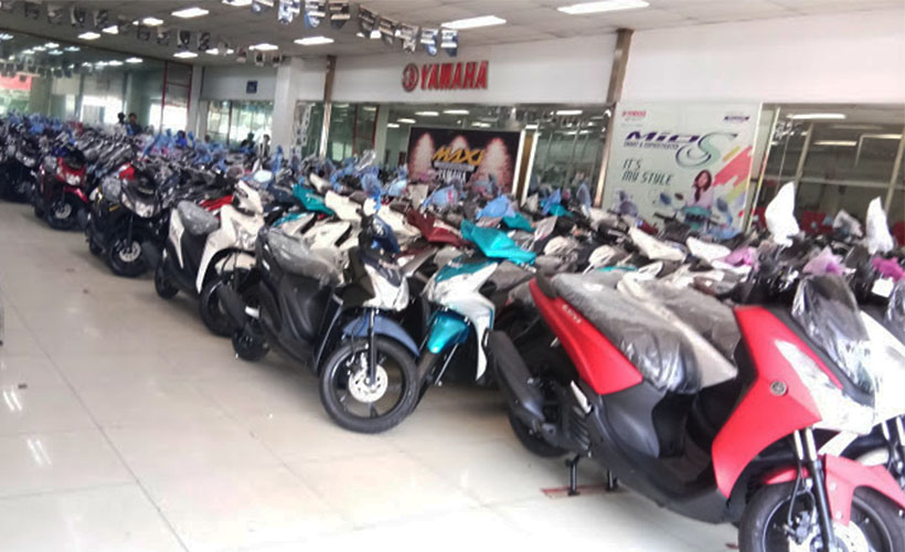 Dealer Yamaha Matic Jakarta