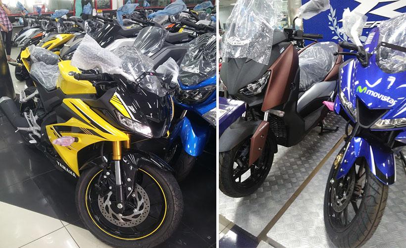 Dealer Yamaha Sport Jakarta Murah