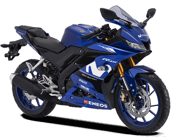 Yamaha ALL NEW R 15