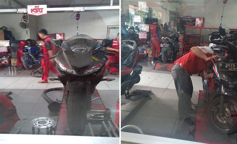 Tempat Service Dealer Yamaha Jakarta