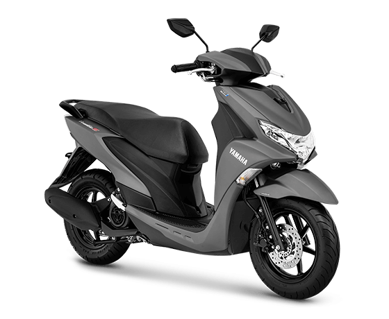 YAMAHA FREE GO S VERSION ABS TERBARU