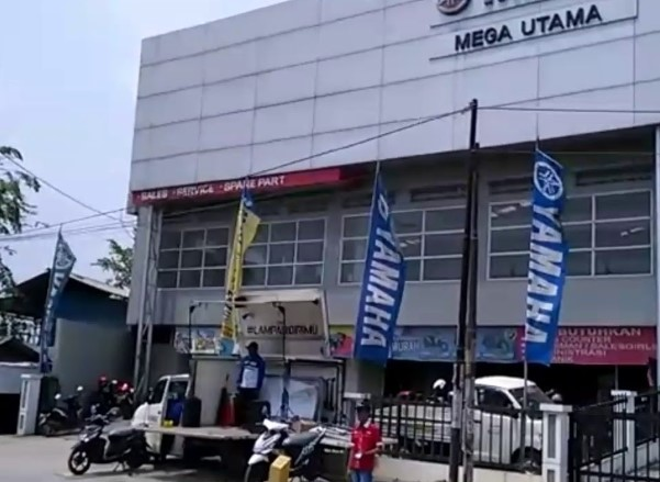Dealer Yamaha Matraman