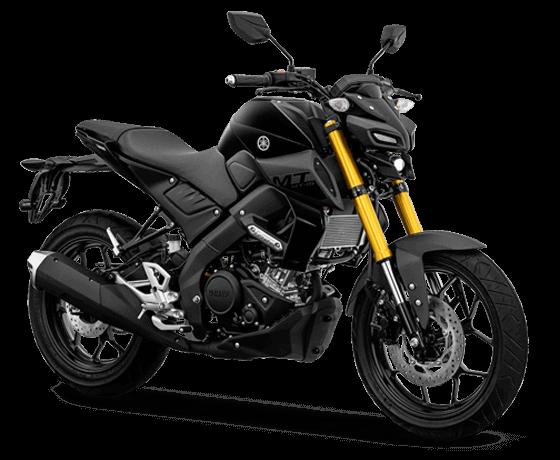 Yamaha MT 15 Hitam