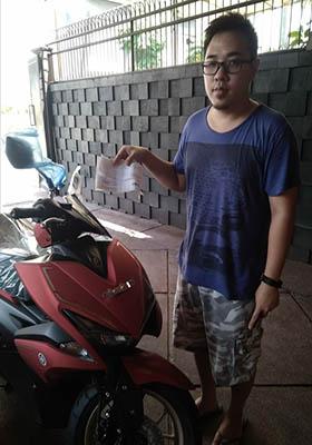konsumen dealer yamaha jakarta part 2