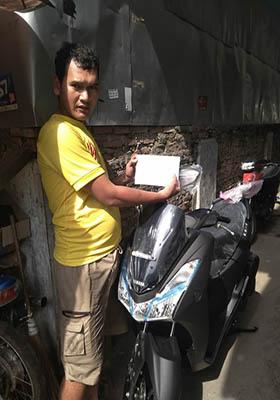 konsumen dealer yamaha jakarta part 4