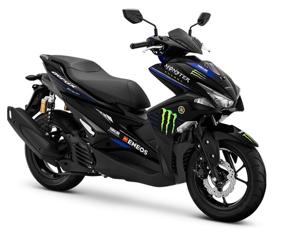 Yamaha Aerox Monster GP