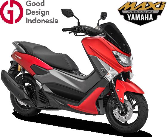 Yamaha Nmax Non Merah