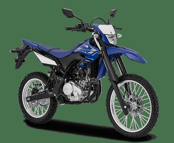 Yamaha WR155 Biru