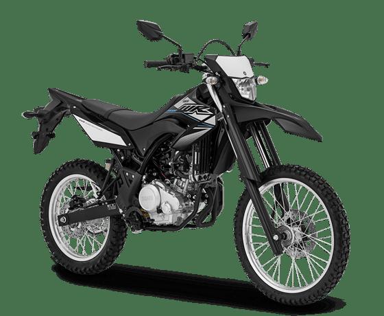 Yamaha WR155 Hitam