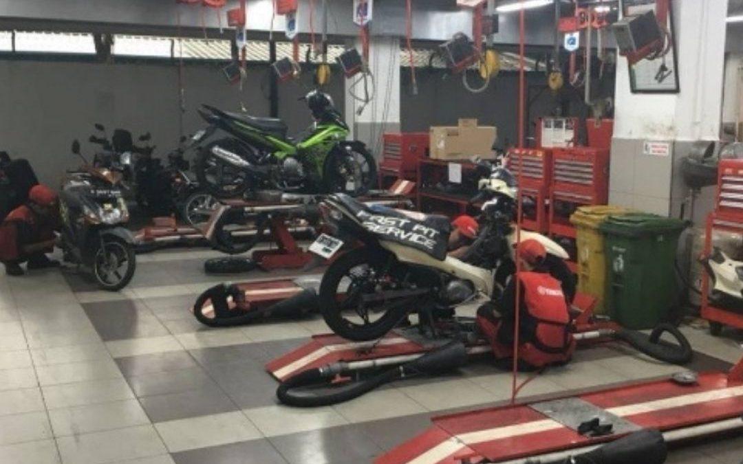 Jadwal Servis Motor Yamaha Yang Disarankan