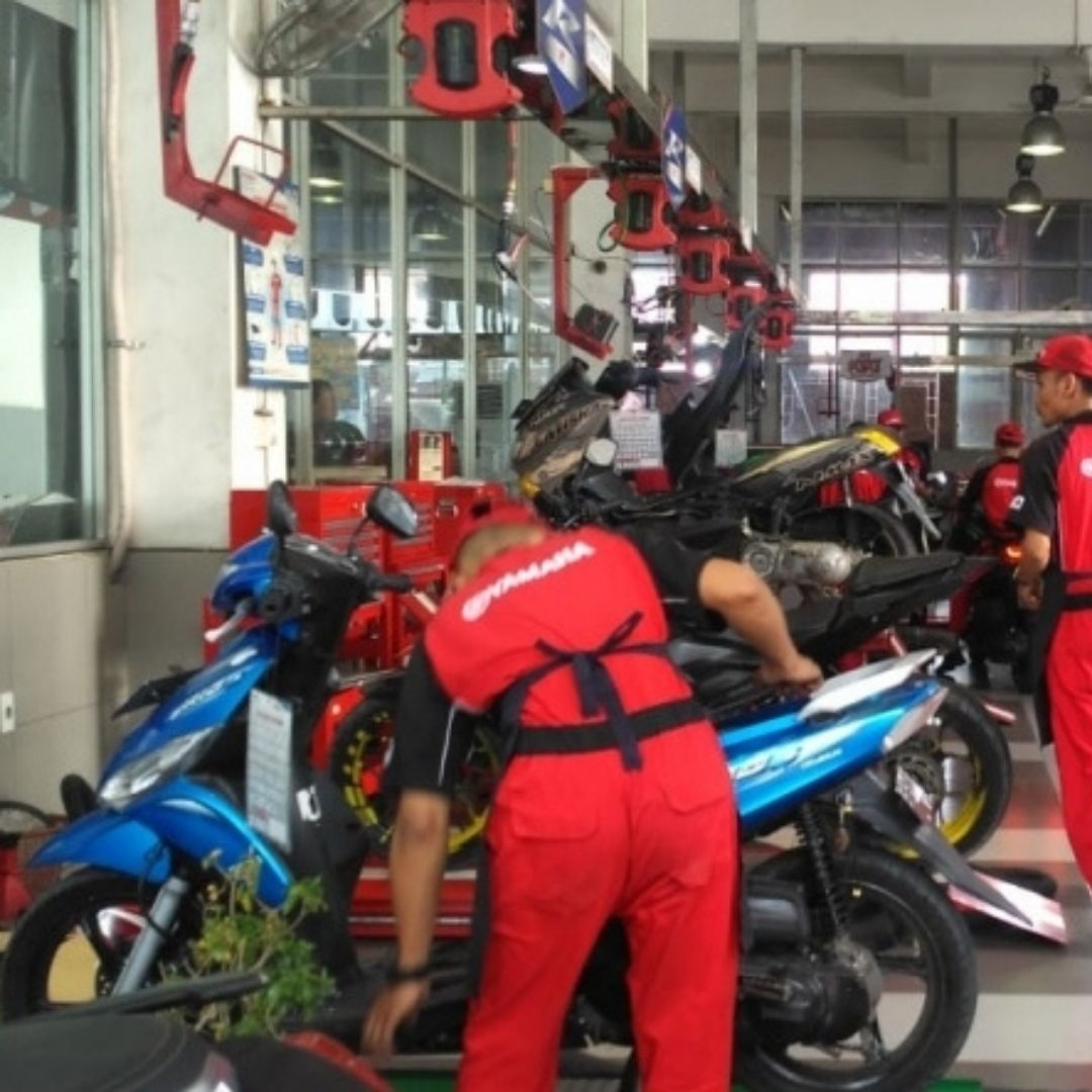 Jadwal Servis Motor Yamaha
