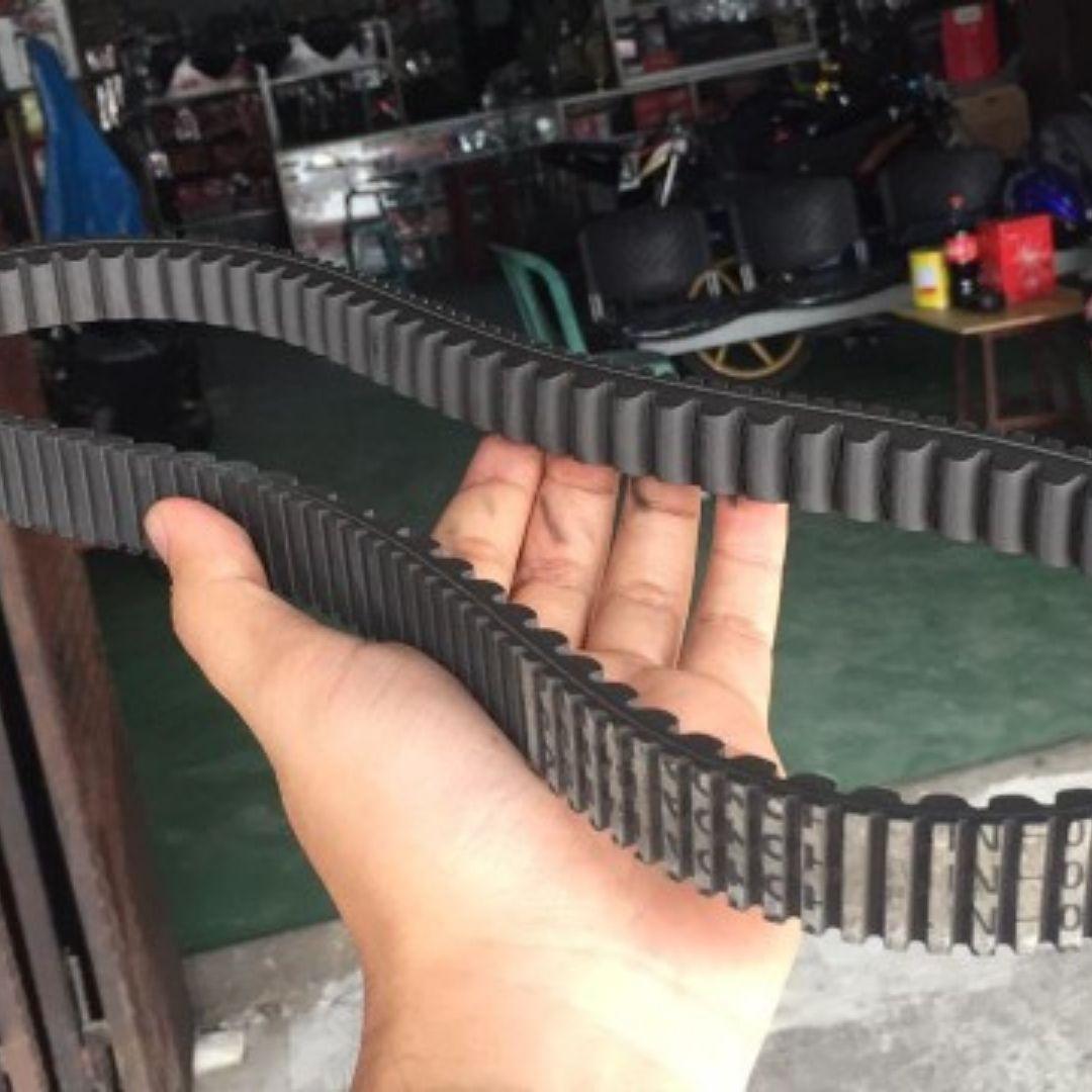 Efek Pemasangan V-Belt Terbalik