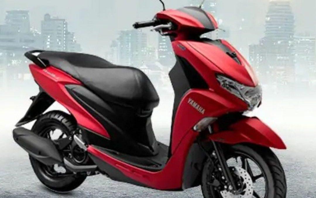 Kenali Spesifikasi Yamaha FreeGo Standar