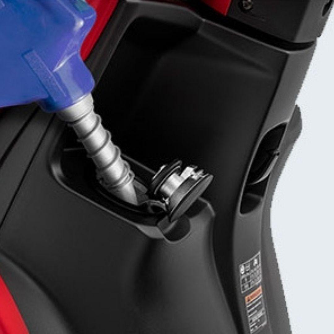 Spesifikasi Yamaha FreeGo Standar