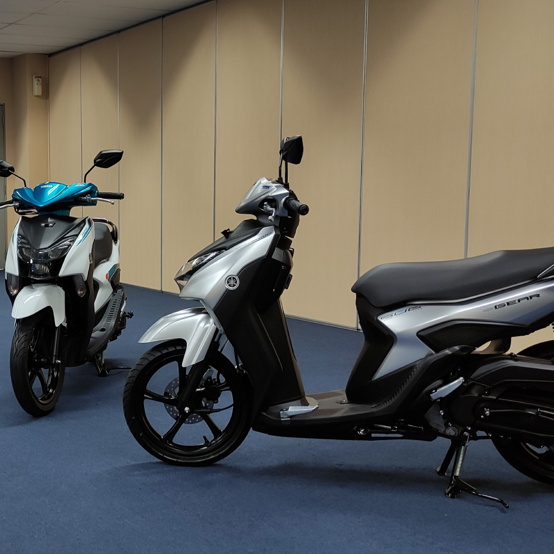 Yamaha Gear, Pilihan Motor Matic yang Keren