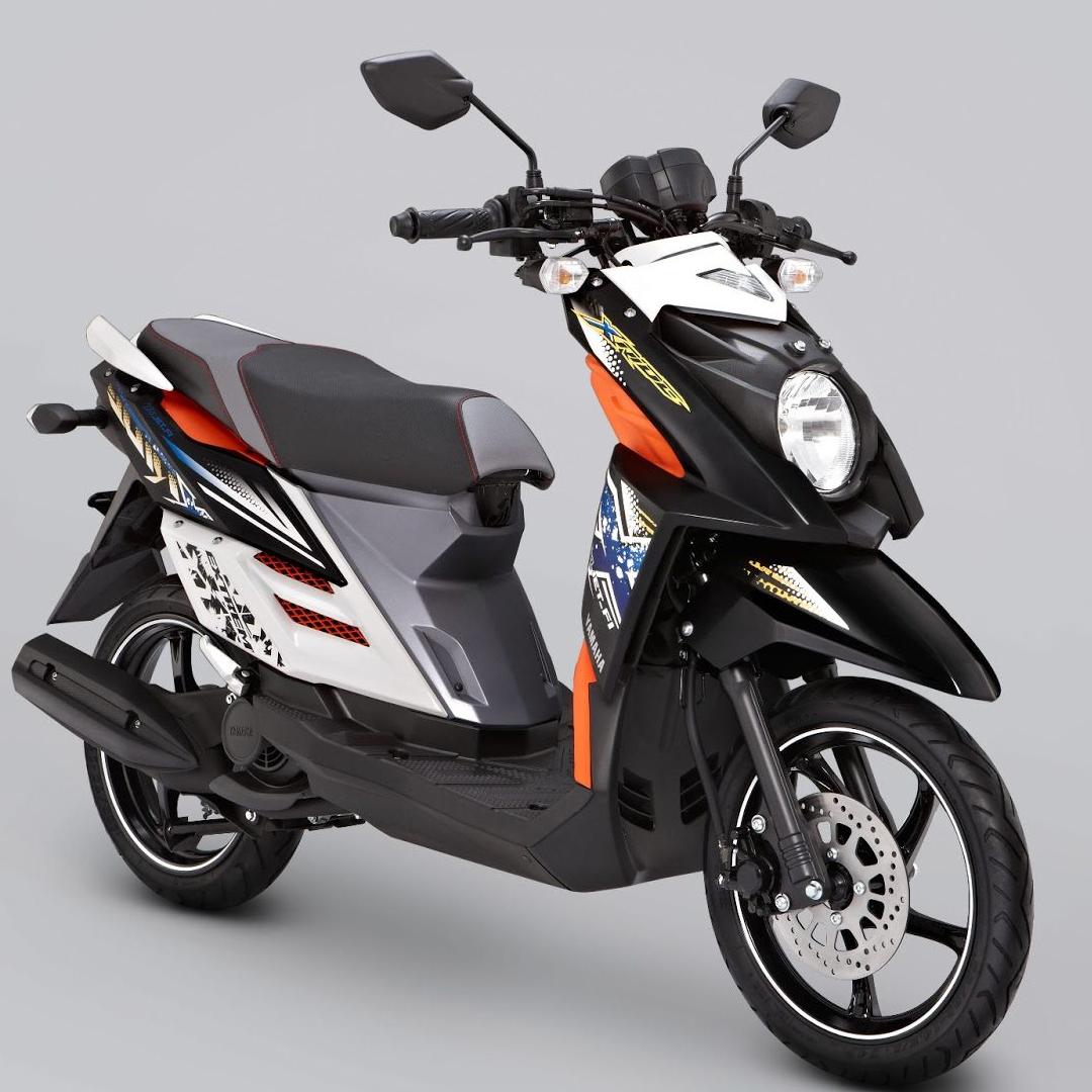 Yamaha XRIDE yang Nyaman Untuk Berkendara