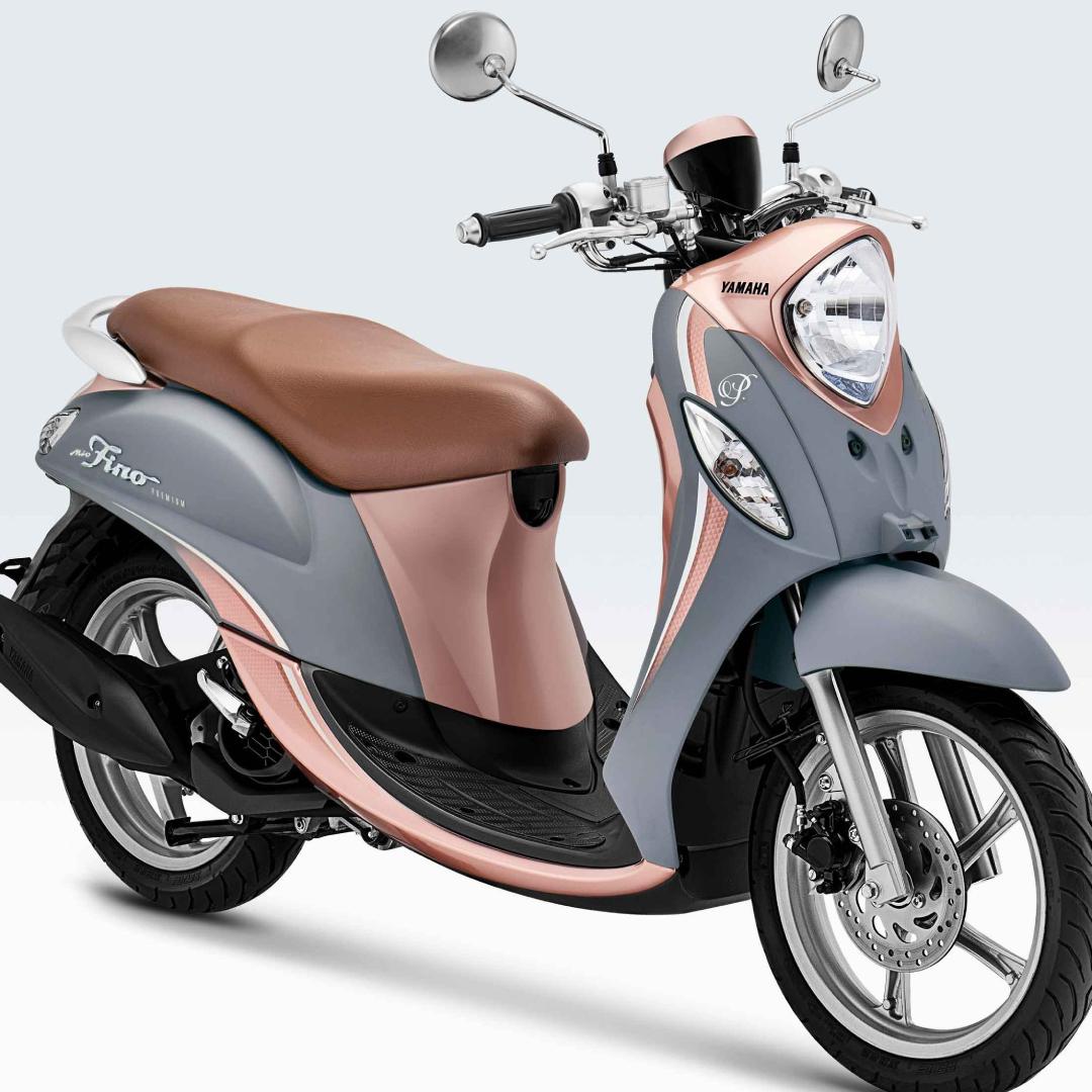 Pilihan Keren Untuk Jalan-jalan, Yamaha Fino