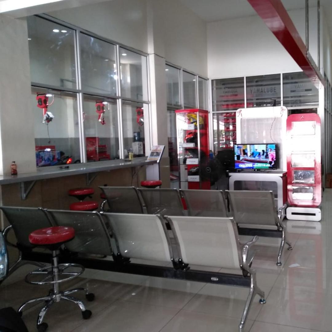 Ruang Tunggu yang Nyaman Untuk Pelanggan