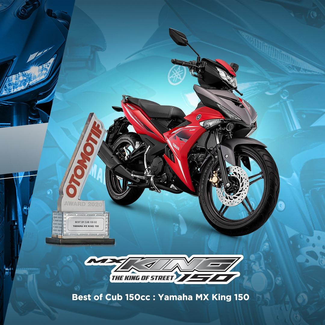 Pilihan Motor Terbaik dari Yamaha