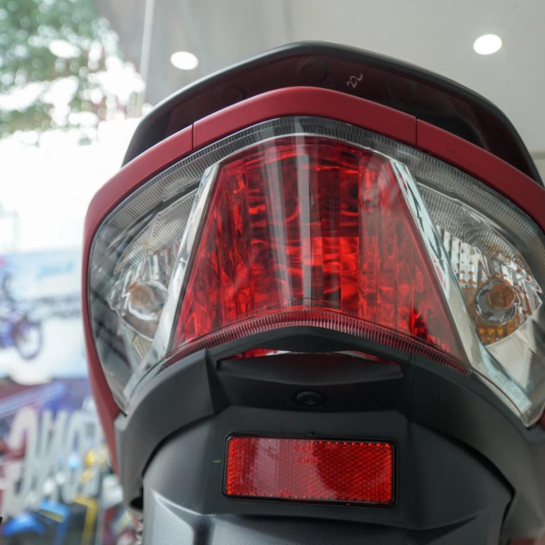 Salah Satu Motor Dengan Lampu Belakang Menarik, Yamaha LEXI