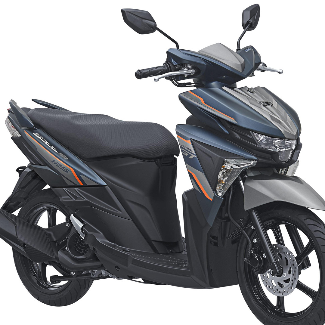 Yamaha All New Soul