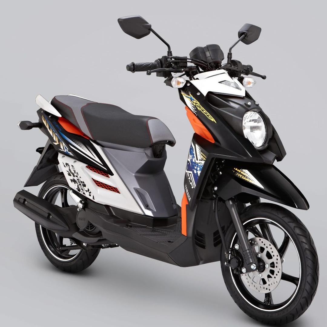 Yamaha X Ride Dealer Yamaha Jakarta Selatan