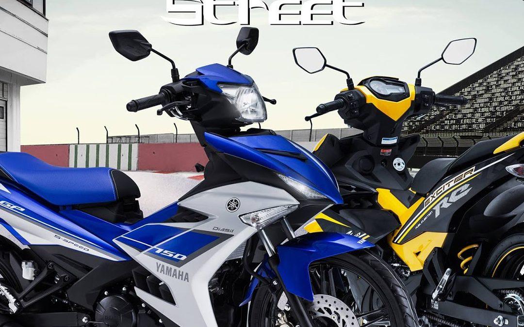 Aneka Motor Bebek Kece Dealer Yamaha Jakarta Selatan