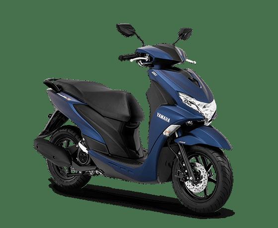 Motor Matic Lengkap Berasuransi di Dealer Yamaha Jakarta Selatan