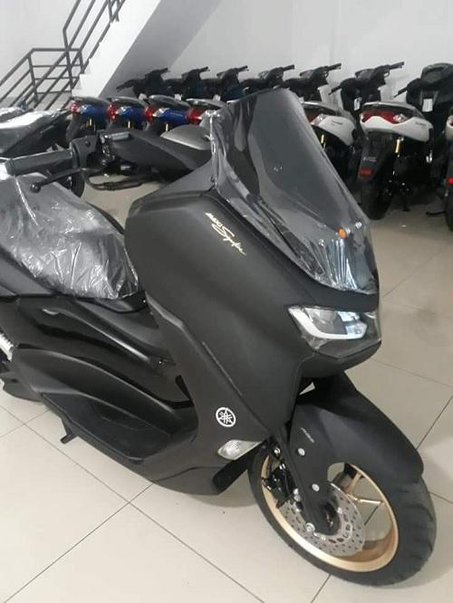 Sebelum Membeli Yamaha NMax di Dealer Yamaha Jakarta Selatan