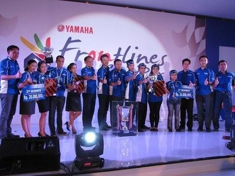 Beli Motor Kualitas Wahid di Yamaha Jakarta Selatan