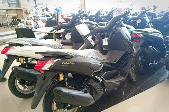 Motor Lengkap dan Berasuransi di Yamaha Jakarta Selatan